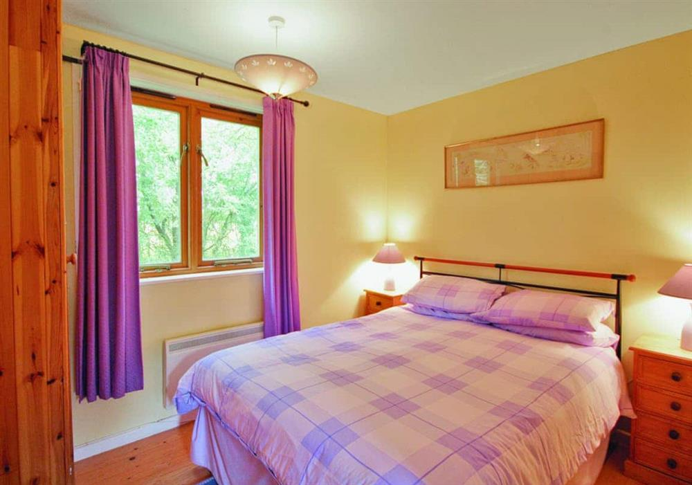 Double bedroom at Briar Cottage in Beccles, Suffolk
