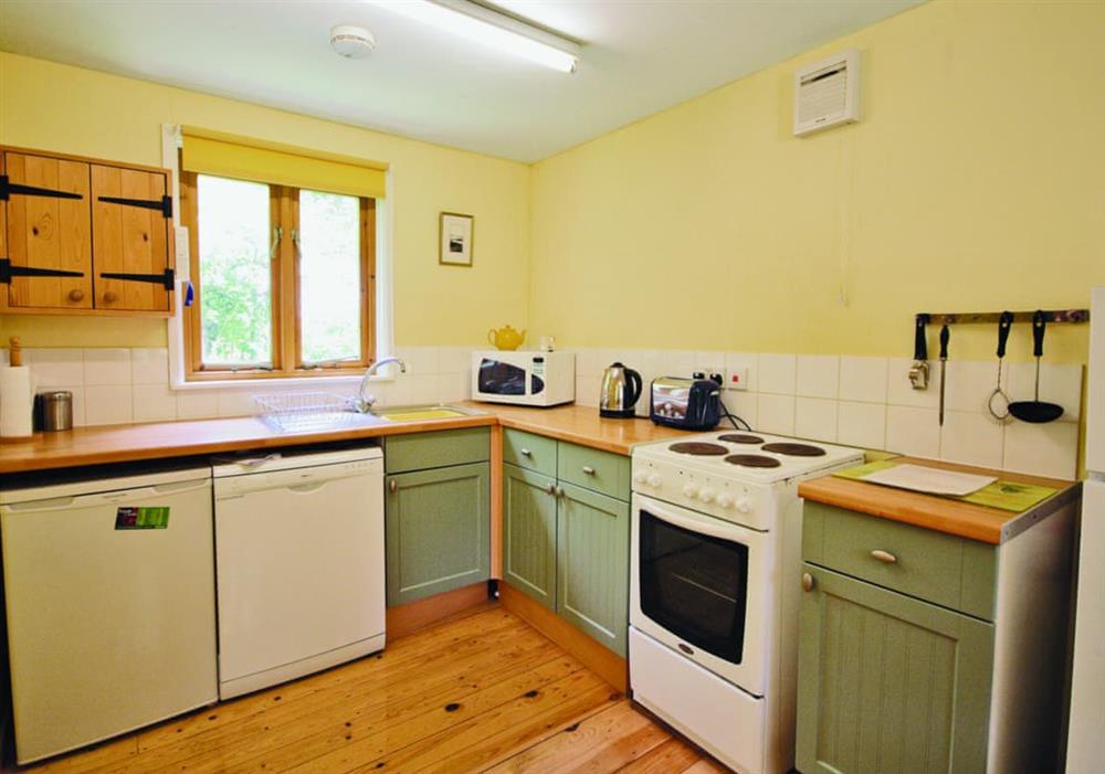 Kitchen at Briar Cottage in Beccles, Suffolk