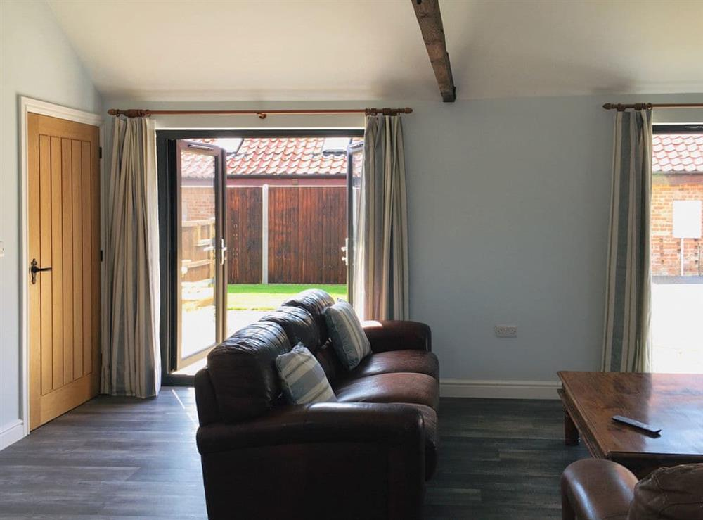 Open plan living space (photo 2) at The Long Barn,