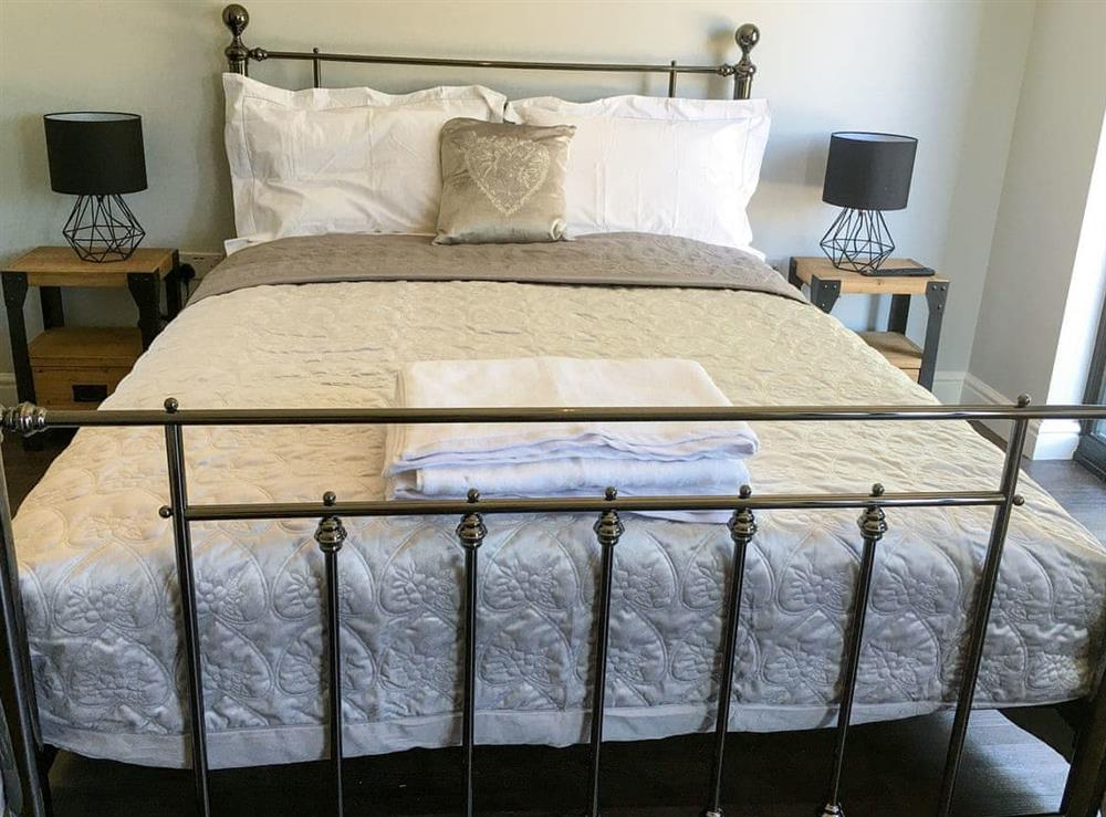 Double bedroom at The Wheelwright,