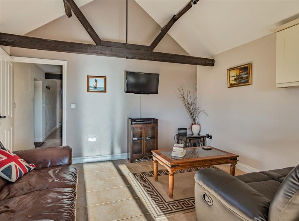 Living area at 2 Brick Kiln Barns,