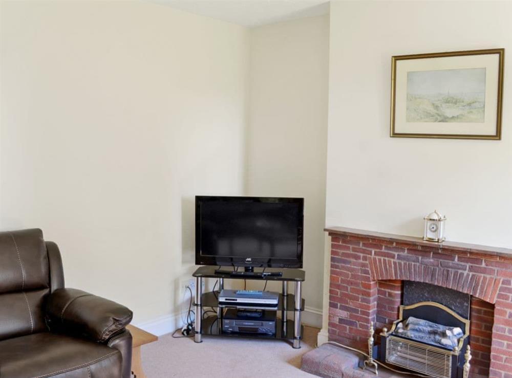 Living room at Bridge way in Norwich, Norfolk