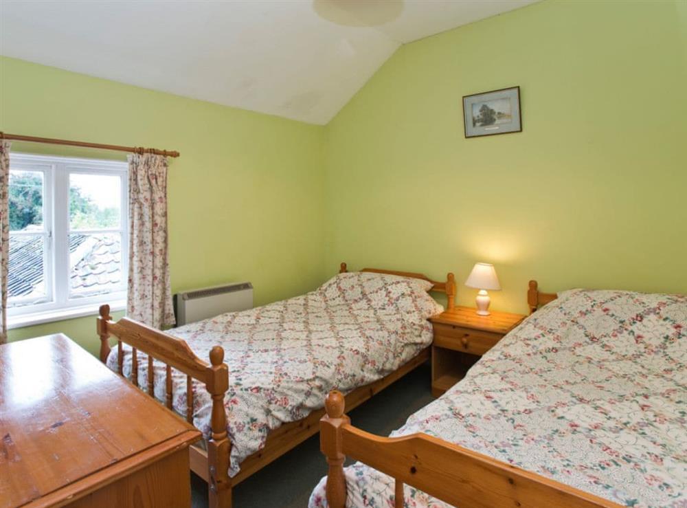 Twin bedroom at Bridge way in Norwich, Norfolk