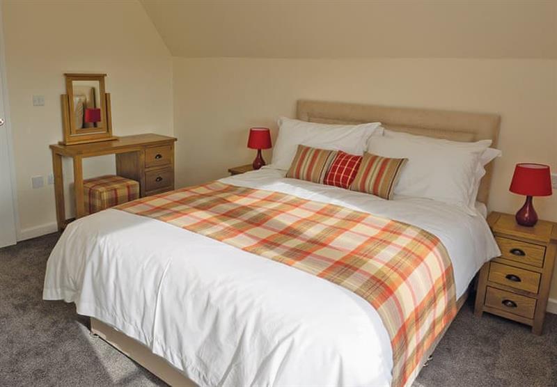 Bedroom in a Maple VIP at Brigg Marina in Brigg, Lincolnshire