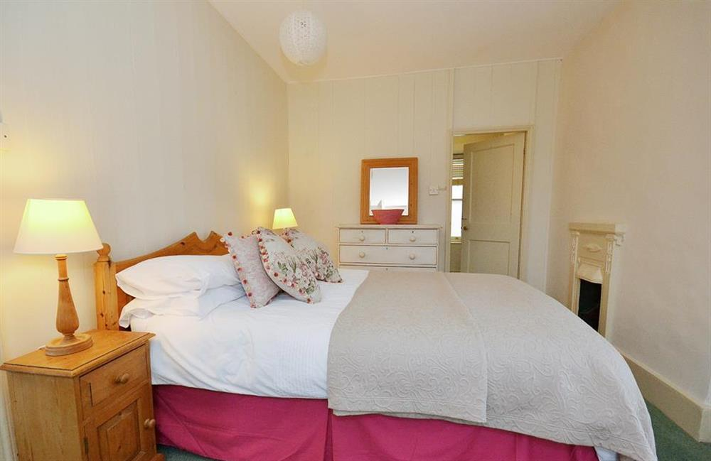 Another view of the double bedroom at Britannia Cottage, Stoke Fleming
