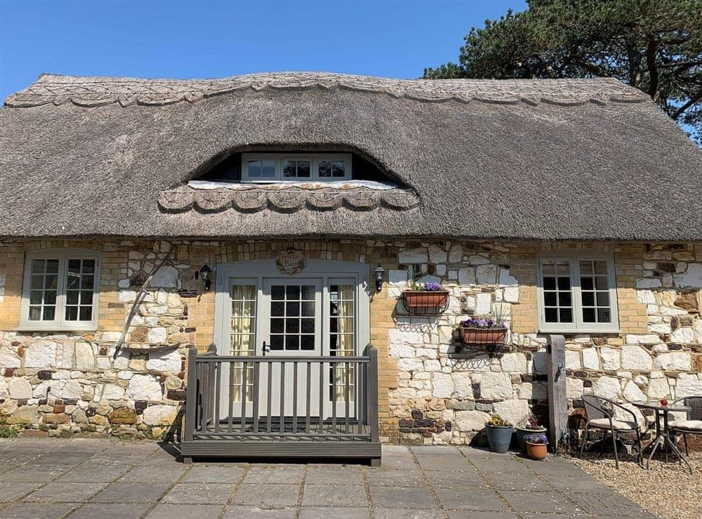 Exterior at Brixton Barn in Brighstone, near Yarmouth, Isle of Wight