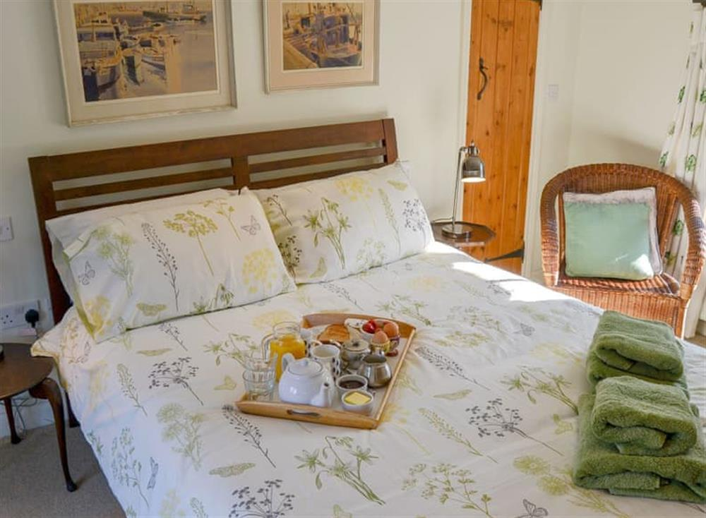 Comfortable double bedroom (photo 2) at Broad Cottage in Barton Turf, near Norwich, Norfolk