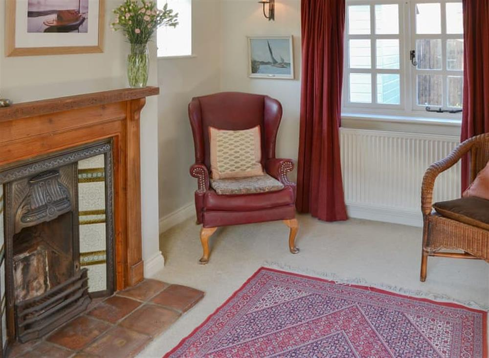 Study at Broad Cottage in Barton Turf, near Norwich, Norfolk