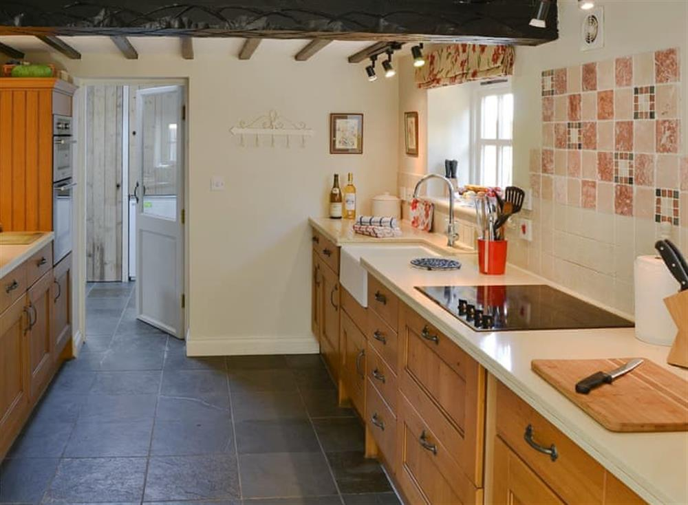 Well equipped kitchen (photo 2) at Broad Cottage in Barton Turf, near Norwich, Norfolk