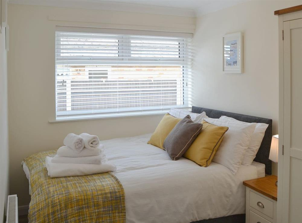 Comfy double bedroom at Broadland Hideaway in Martham, near Great Yarmouth, Norfolk