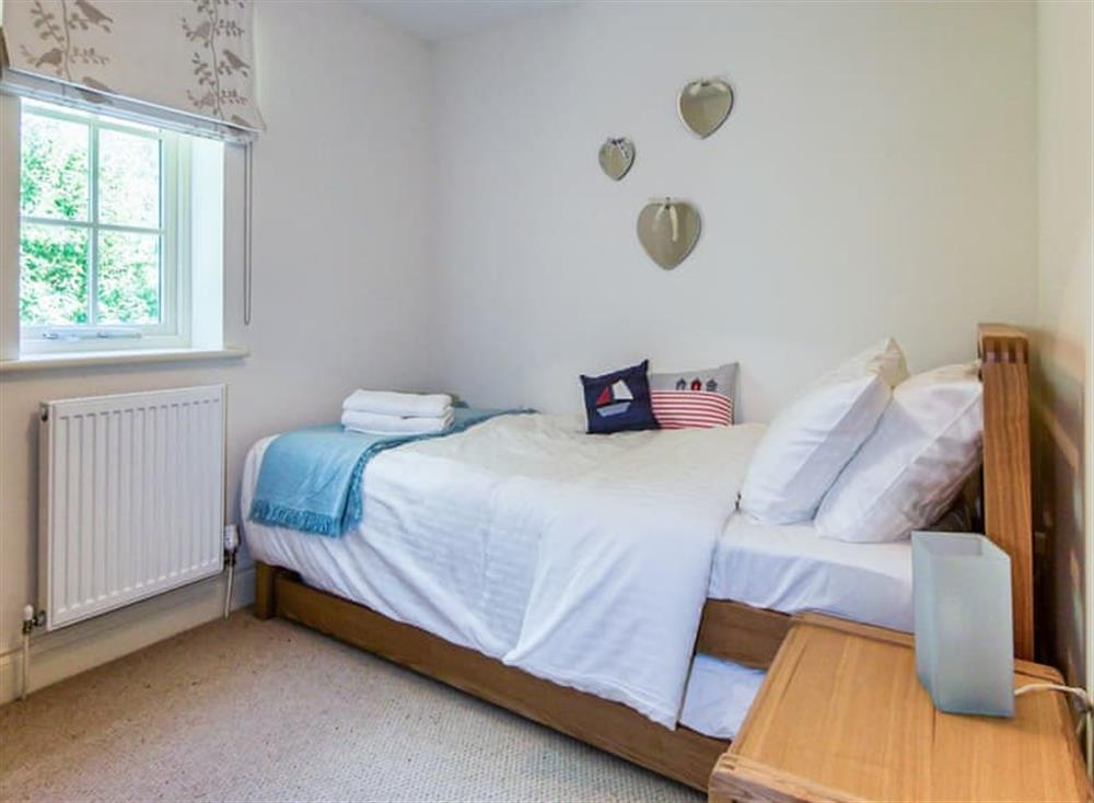 Single bedded room at Broads Reach in Stalham Staithe, near Happisburgh, Norfolk