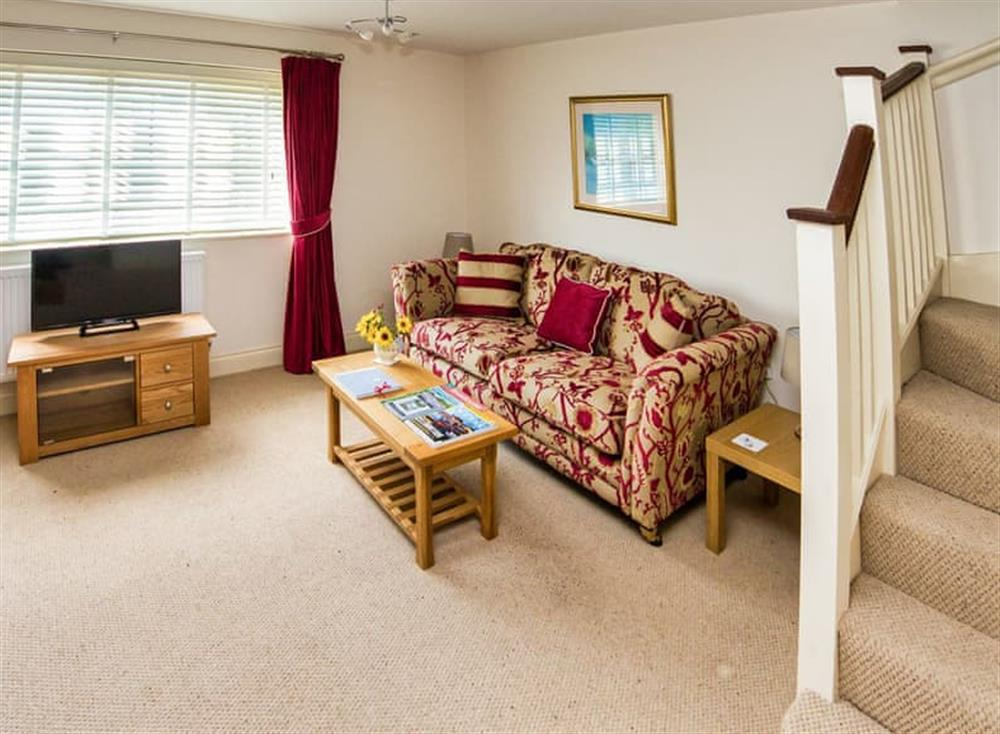 Spacious living room at Broads Reach in Stalham Staithe, near Happisburgh, Norfolk