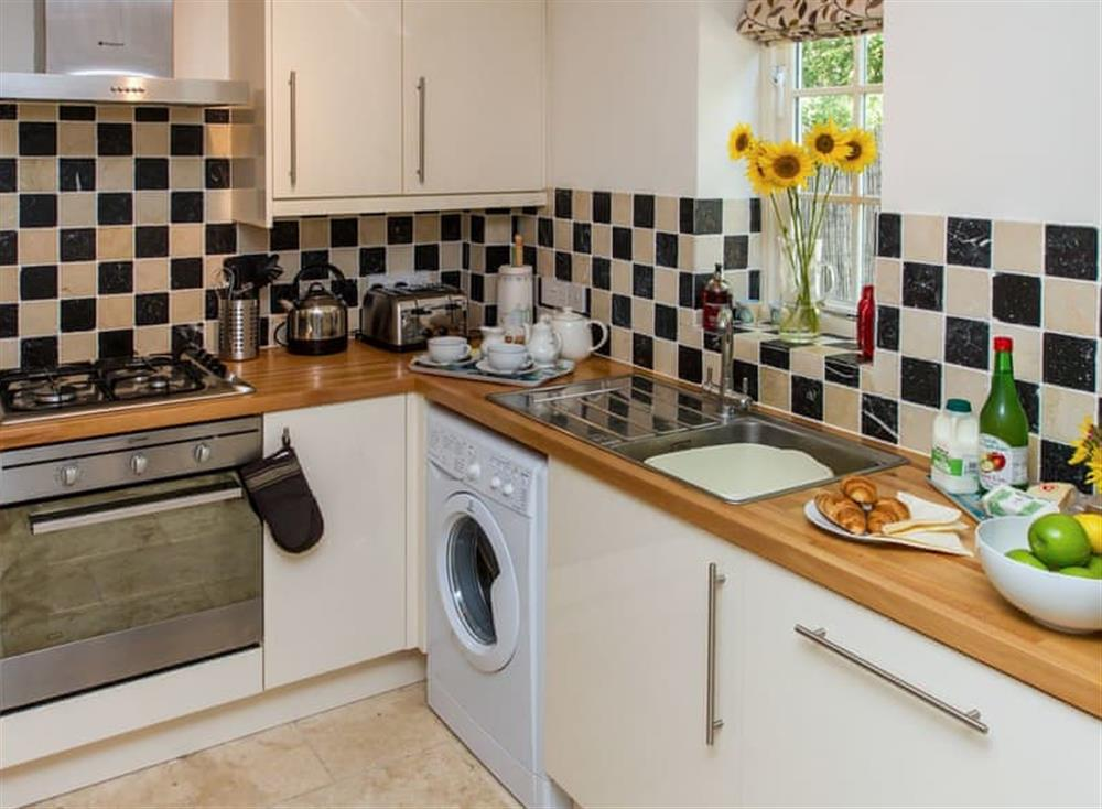 Well appointed kitchen at Broads Reach in Stalham Staithe, near Happisburgh, Norfolk