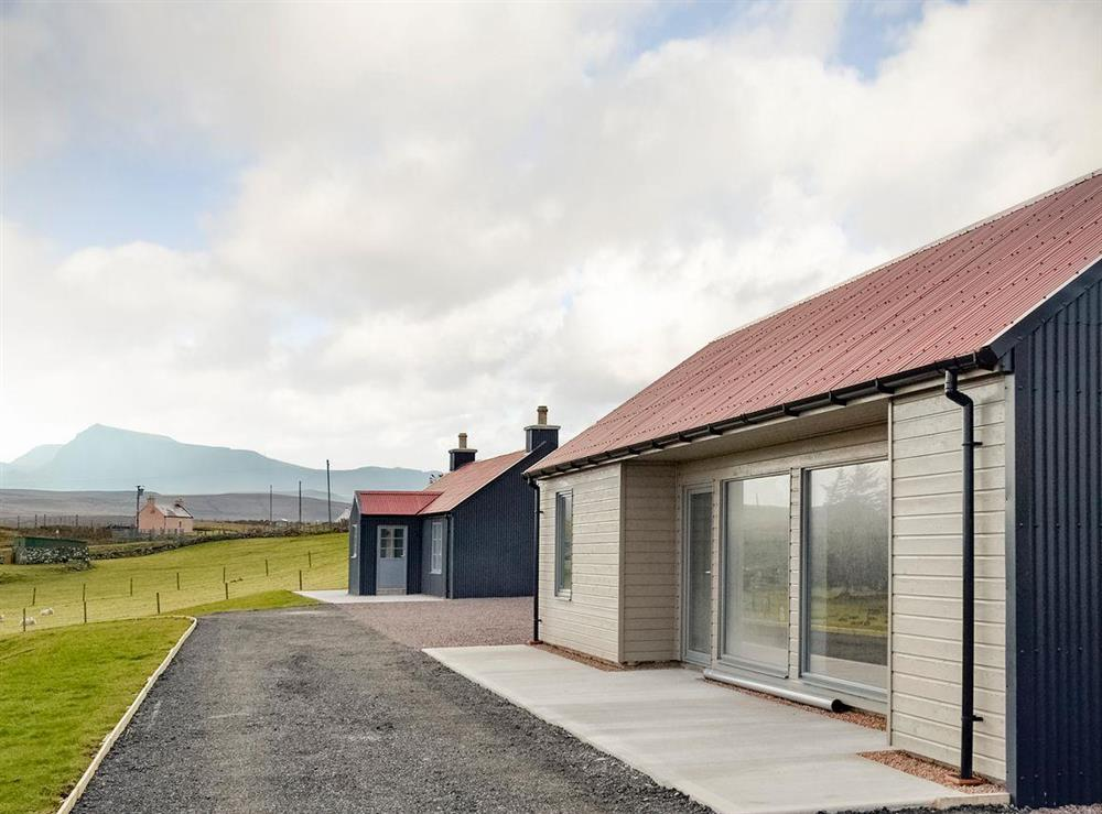 Attractive rural holiday homes at Storr,