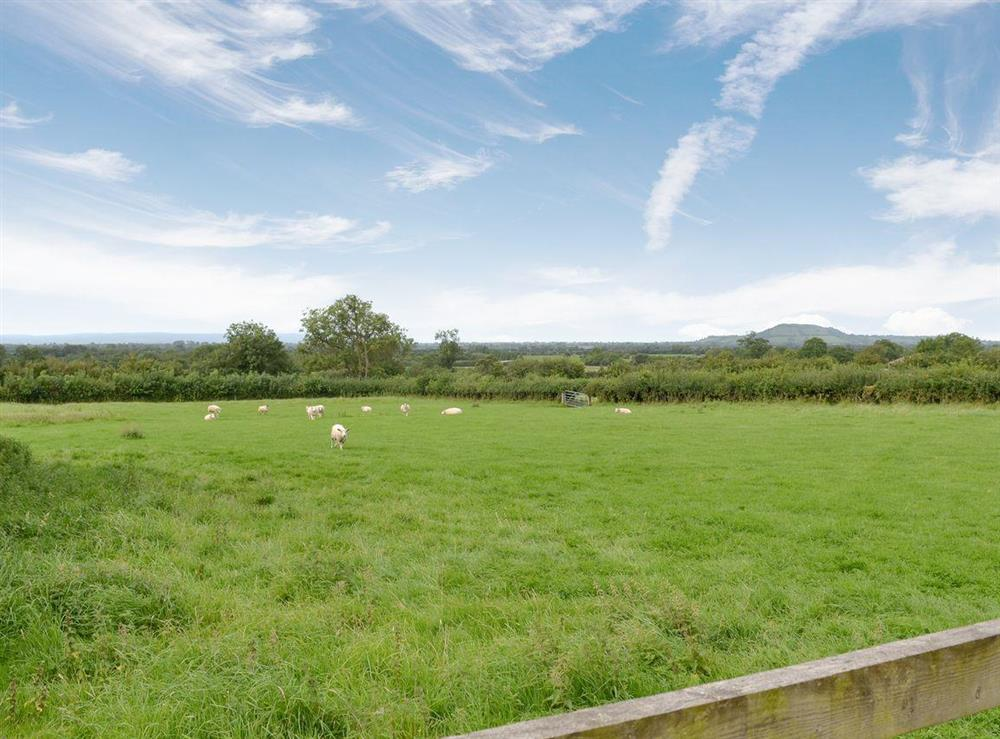 View from the property (photo 4) at Brookhouse Barn in Chapel Allerton, near Cheddar, Somerset