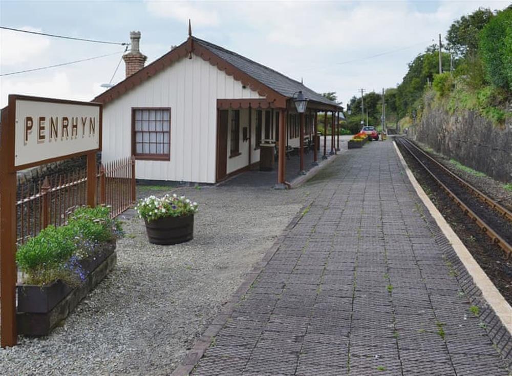 Penrhyn station