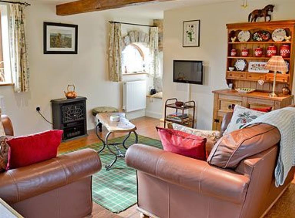 Open plan living/dining room/kitchen at Bryn Dedwydd Cottage in Eryrys, near Mold, Clwyd