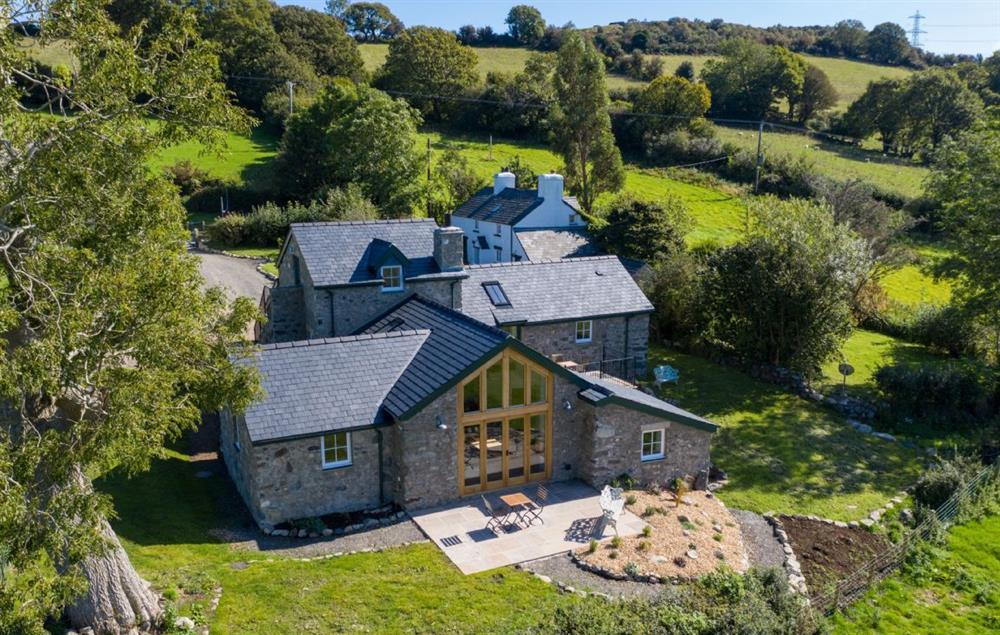 Views from Bryn Mawr