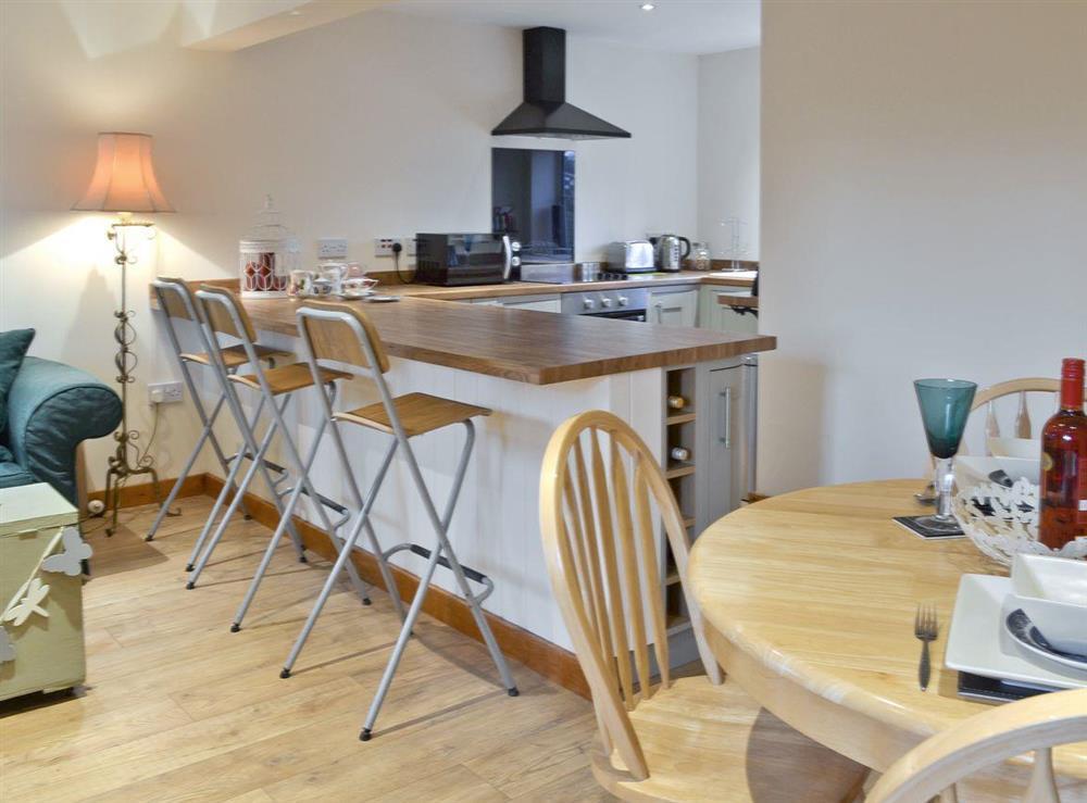 Open-aspect design of living spaces at Bryn Taff in Hamstreet, near Ashford, Kent