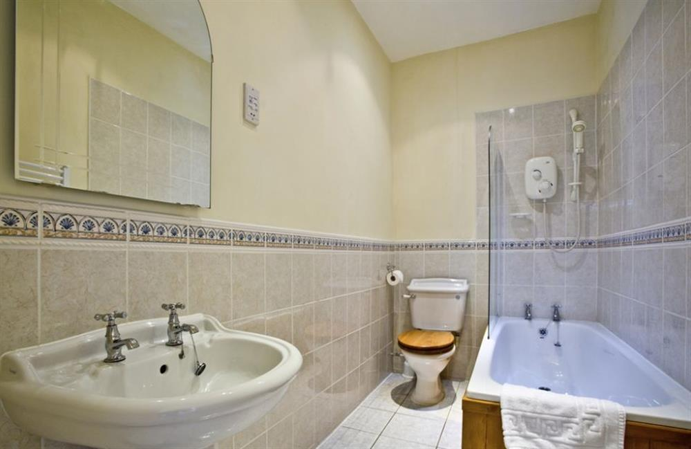 Bathroom at Buckland House, Nr Dartmouth, Devon