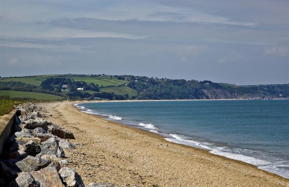 Beach nearby at Buckland House, Nr Dartmouth, Devon