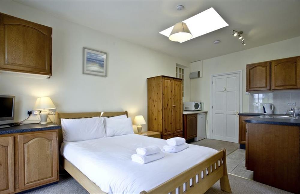 Double bedroom at Buckland House, Nr Dartmouth, Devon