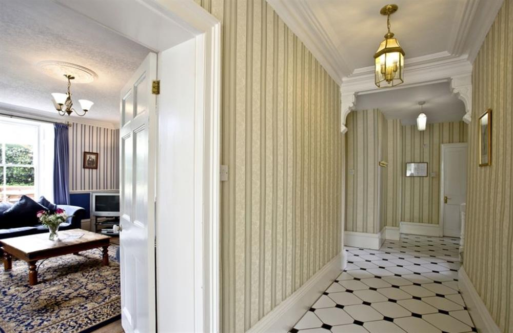 Interior at Buckland House, Nr Dartmouth, Devon