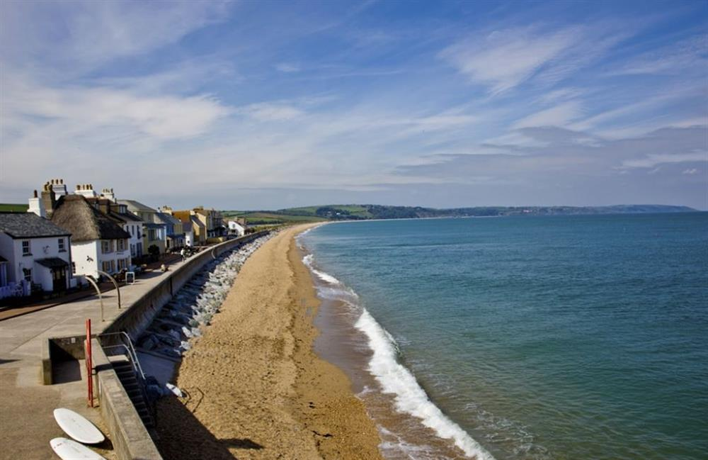The beach at Buckland House, Nr Dartmouth, Devon