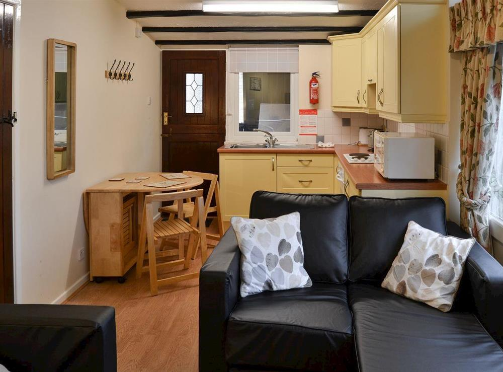 Open plan living space (photo 2) at Bullrushes in Horning, near Wroxham, Norfolk