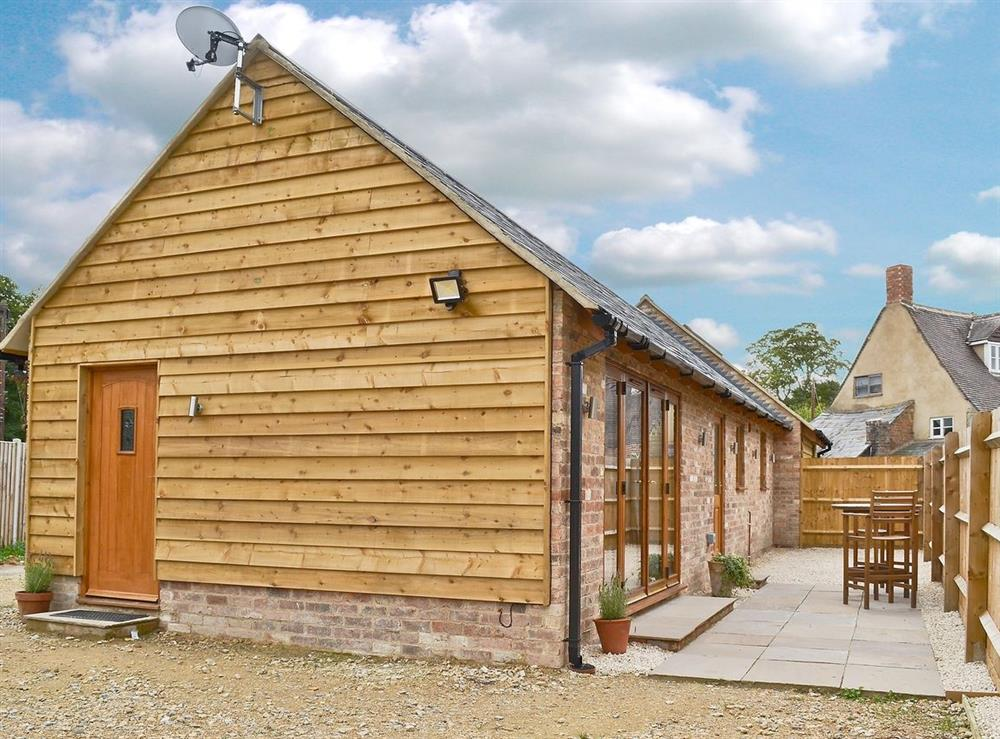 Exterior at Burmington Barn in Burmington, near Shipston-on-Stour, Warwickshire