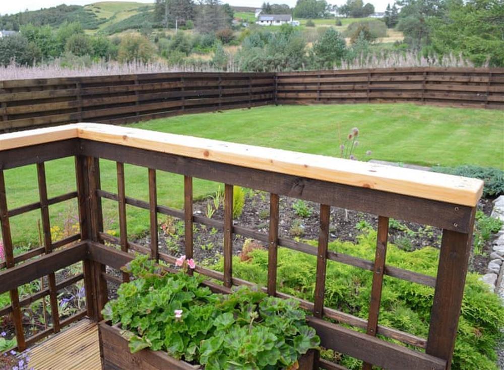 View (photo 2) at Burn Cottage in Lairg, near Golspie, Sutherland