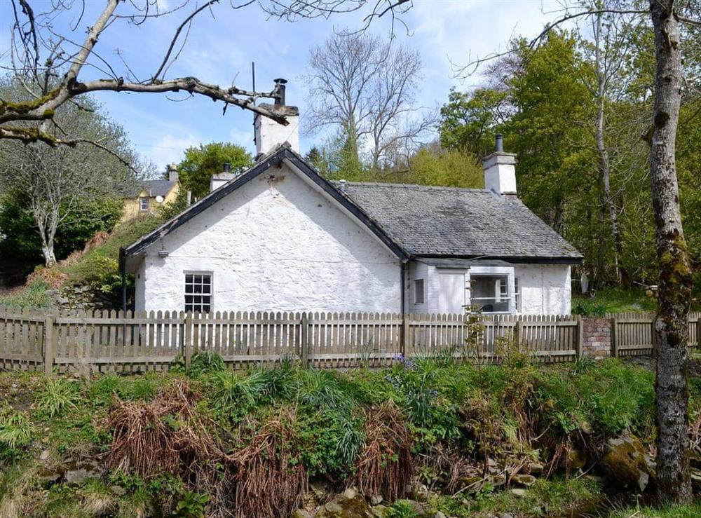 Idyllic holiday cottage