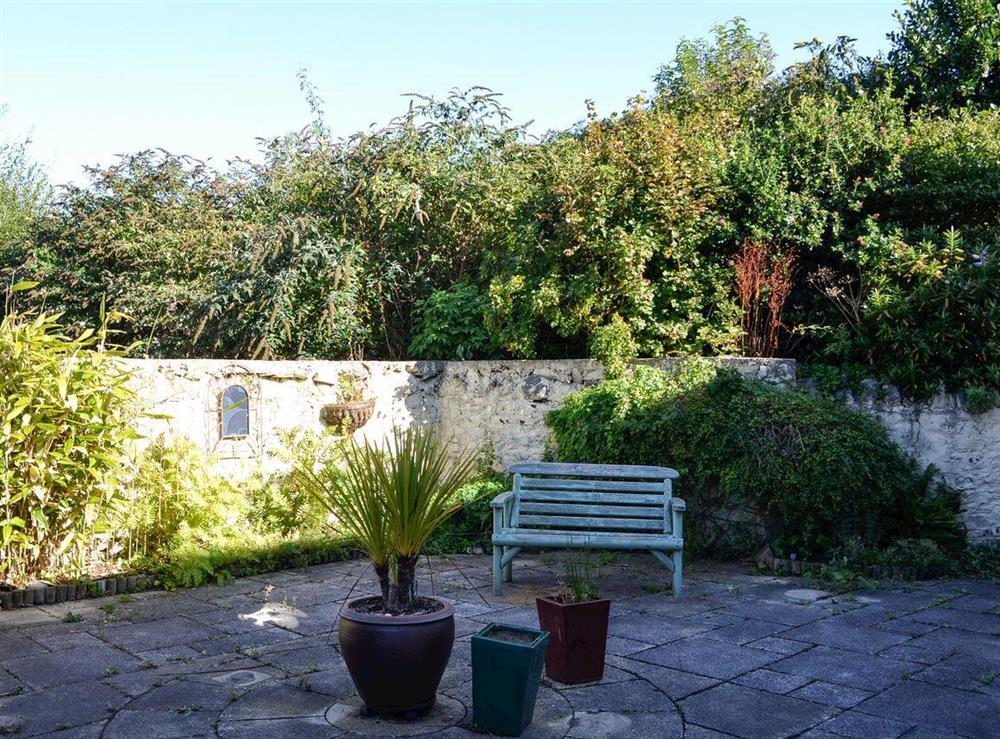 Garden (photo 2) at Burnside Cottage in Portsoy, near Banff, Aberdeenshire