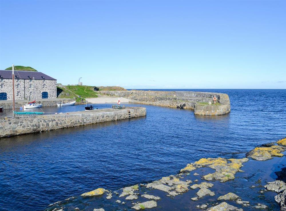 Harbour (photo 2) at Burnside Cottage in Portsoy, near Banff, Aberdeenshire