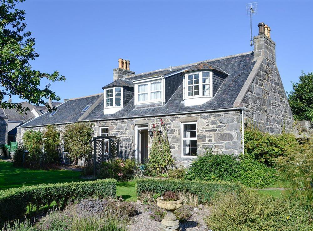 Lovely, detached cottage at Burnside Cottage in Portsoy, near Banff, Aberdeenshire