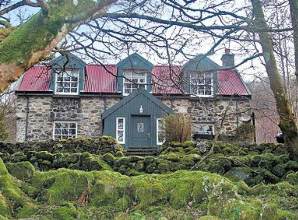Exterior at But 'n Ben in Nr Craignure, Isle of Mull., Isle Of Mull