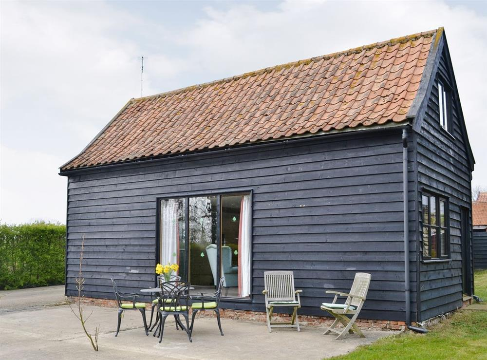 Exterior at Butlers Barn in Saxmundham, Suffolk