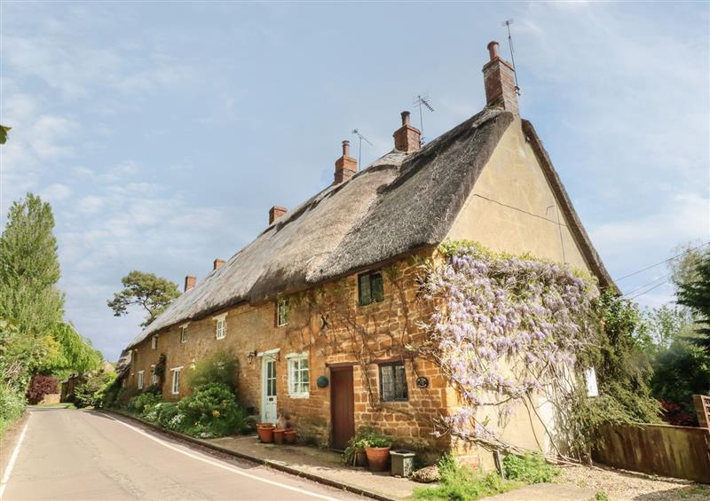 This is Butlers Cottage at Butlers Cottage, Mollington near Banbury