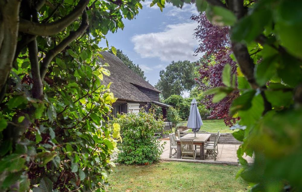 Butley Barn: A perfect family and friends retreat