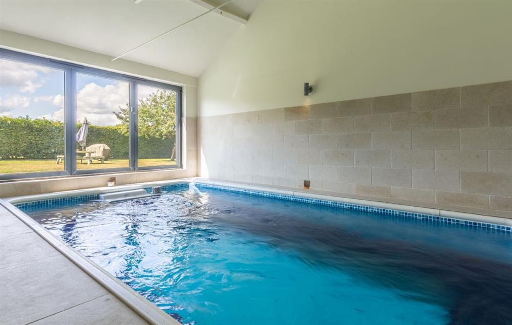 Butley Barn: Training pool