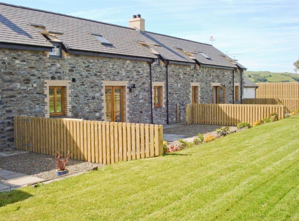 Exterior at Bwthyn Celyn in Ystrad Meurig, Ceredigion., Dyfed