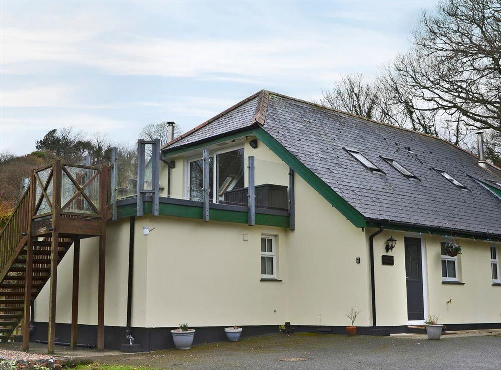 Camelia Cottage is a detached property