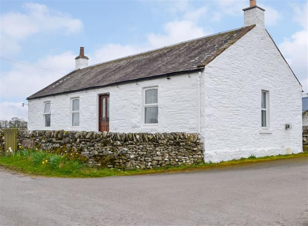 Charming property at Campdouglas Cottage in Glenlochar, near Castle Douglas, Dumfries and Galloway, Kirkcudbrightshire