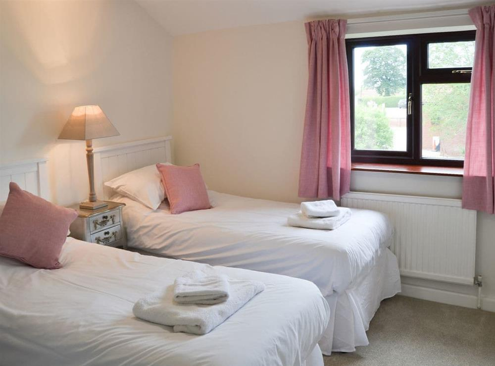 Twin bedroom (photo 2) at Canal View House in Swafield, near North Walsham, Norfolk