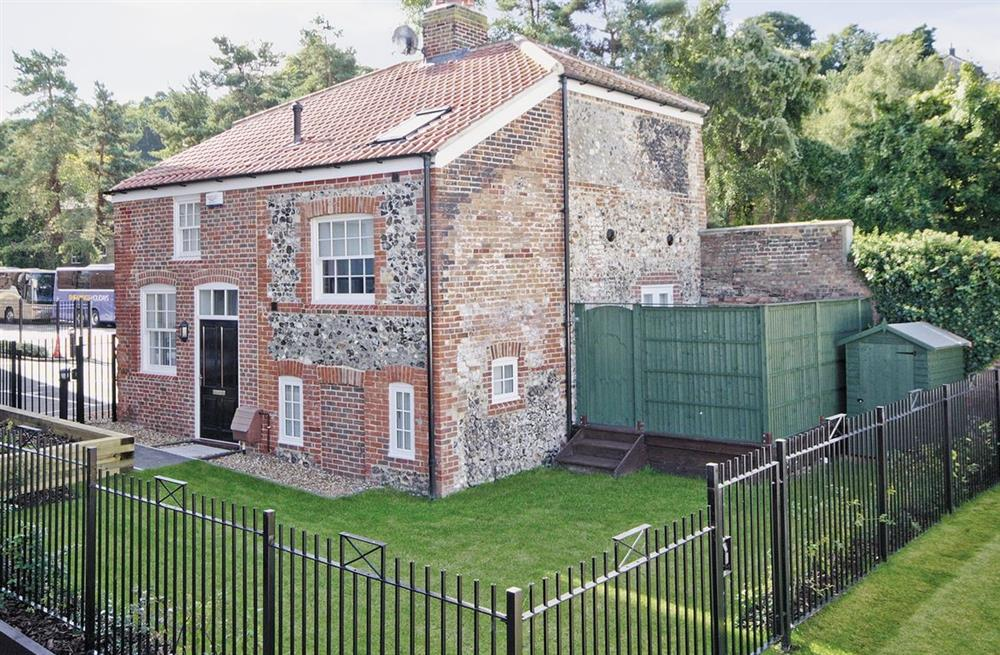 Exterior at Cannon Cottage in Norwich, Norfolk