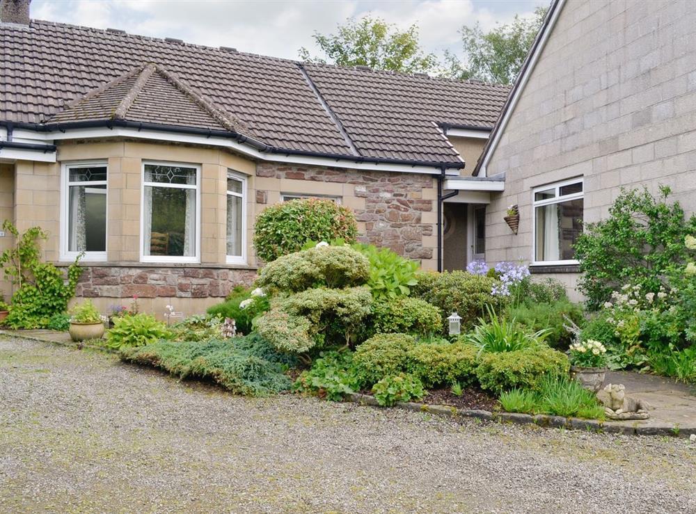 Exterior at Capelrig Cottage in Glasgow, Lanarkshire