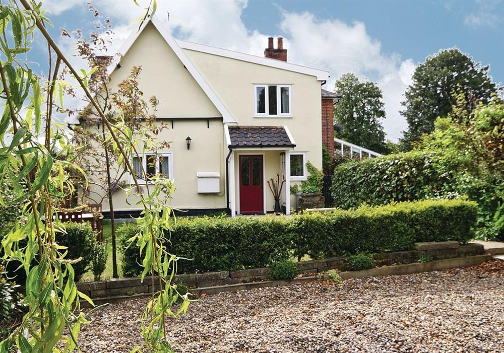 Cardinal Cottage at Cardinal Cottage in Saxmundham, Suffolk