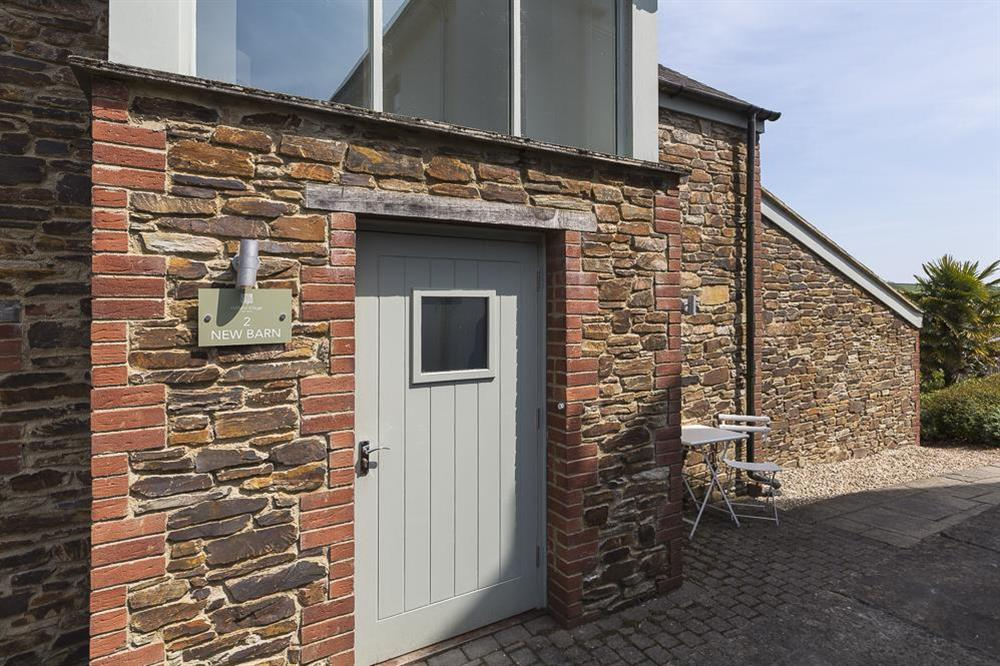 2 New Barn, Hillfield Village, Dartmouth at Carriage Loft Cottage in Hillfield, Dartmouth