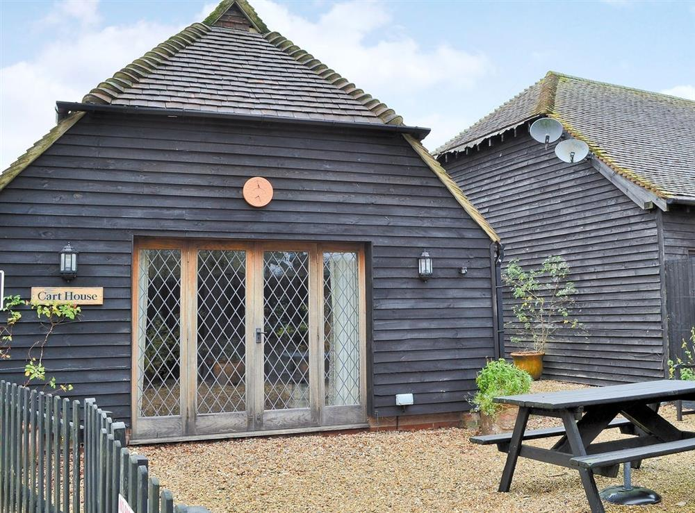 Exterior at Cart House in Plaistow, near Petworth, West Sussex