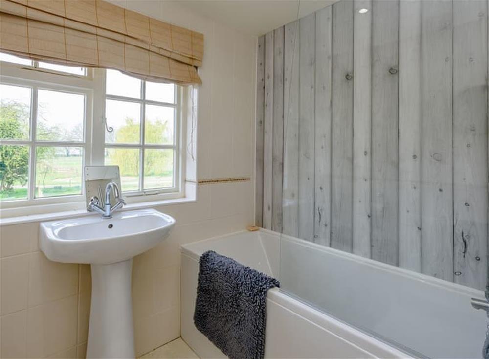 Bathroom (photo 2) at Castle Lodge in Mettingham, England